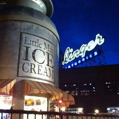 The best salted Oreo cookie ice cream! Highlands neighborhood, Denver