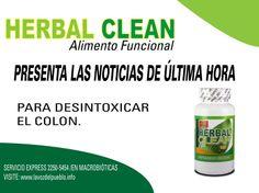 LA VOZ DEL PUEBLO - COSTA RICA: HERBAL CLEAN LIMPIADOR DE COLON PRESENTA - LOTERIA...