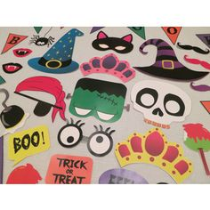 halloween kids photo props - Google Search