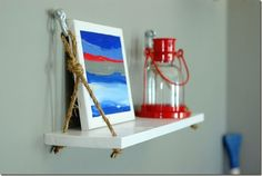 rope shelf | rope shelf