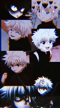 Killua wallpaper