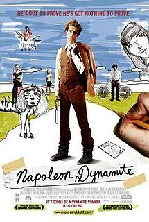 Love the quirkiness! How about Napoleon Dynamite - the Musical!? That would be sweet!!!