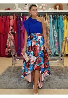 TOP DENIS Classic Outfits, Glamour, My Style, Womens Fashion, Casual, Skirts, Dresses, Weddings, Design