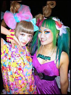 holy shit... Amy met Kyary?!?!