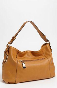 B. Makowsky 'Davis' Shoulder Bag available at #Nordstrom---- have it in magenta....:-)