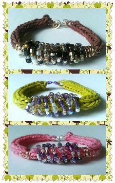 Rainbow Loom Bracelets..NOT JUST FOR KIDS!!