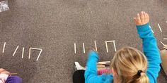 In My Music Class: Rhythm Dictation with Popsicle Sticks