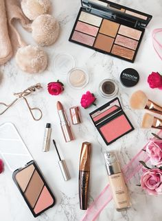 Here are a few of my favourite drugstore beauty finds... Drugstore brands are really upping their game these days and there's so many products out there that are just as good as high end ones. I've se