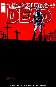 "The Walking Dead 048 Vol. 8 ""Made To Suffer"" #TheWalkingDead #comic #comics #Free #amc"