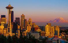 Sidney skyline