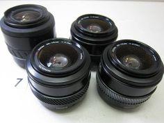 5L20CC MINOLTA 35-70mm F4 まとめて 4本 ジャンク_画像1