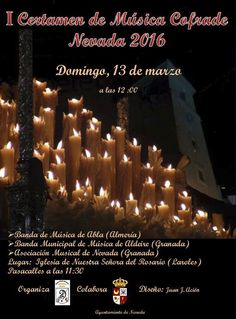 Laroles (I Certamen de Música Cofrade Nevada 2016) | Publicaciones I Love Alpujarra