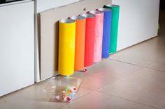 Tigriteando: 4 Juguetes DIY Montessori para tu peque