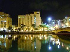 Agencia Central dos Correios na Rua do Sol, centro do Recife. Pernambuco - Brasil.