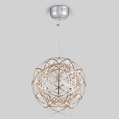 14W+Pendant+Light+++Modern/Contemporary++for+LED+MetalLiving+Room+/+Bedroom+/+Dining+Room+/+Kitchen+/+Study+Room/Office+–+USD+$+119.99