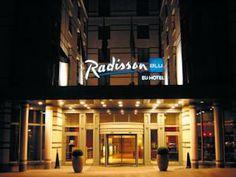Hôtel Radisson.