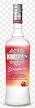 Cruzan Rum...Strawberry | Hampton Roads Happy Hour
