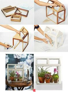 Idea for carpentry/painting/playhouse frame for preschool