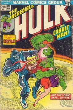 The Incredible Hulk #174 - Doomsday...Down Under!