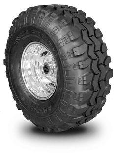 Super Swamper Tires  (Used Off Road Radial Tires)