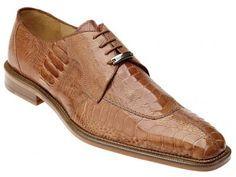 Belvedere Mens Shoes - SIENA - Burned Amber