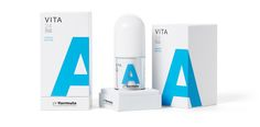 VITA on Packaging of the World - Creative Package Design Gallery
