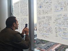 Innovative ideas mural
