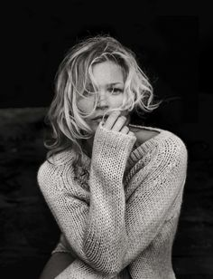A Sultry Kate Moss By Peter Lindbergh For Vogue Italia October 2016 — Anne of Carversville