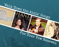 Our Favorite 'Songs to Walk Down The Aisle': Perfect For Vow Renewals | I Do Take Two