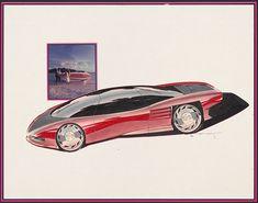 Saturn Design GM Design on Behance Conceptual Drawing, Car Sketch, Retro Cars, Automotive Design, Designs To Draw, Concept Cars, Design Model, Old School, Automobile