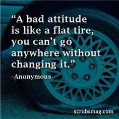 attitude, change, positivity