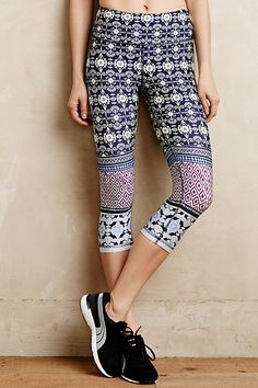 Ukiyo Cropped Leggings by Pure + Good #anthroregistry