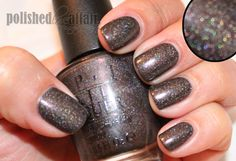 "My most favorite OPI color...""My Private Jet""...Love!"