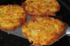 Paillasson de pomme de terre et jambon pour 6 personne(s)