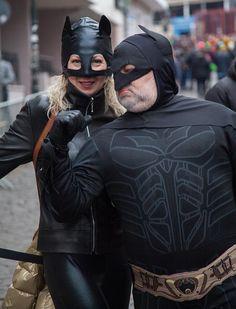 Ξάνθη (Xanthi) in Ξάνθη, Ξάνθη Four Square, Carnival, Batman, Culture, Superhero, Fictional Characters, Mardi Gras, Superheroes, Fantasy Characters