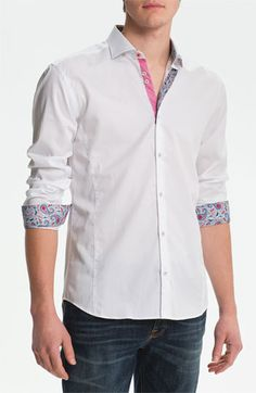 Stone Rose Woven Shirt available at #Nordstrom