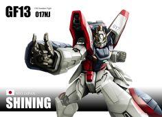 15+ Shining Gundam Ost You Never Seen Before 15