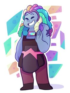 """trash-cass: """"Big and buff wasn't exactly my type but then """"bismuth"""
