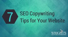 7 SEO Copywriting Tips for your Website | Wright's Printing & Marketing
