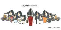 Startup : Tania Heath Paris, une chaussure, plusieurs talons - Mode / Deco (7 vues)