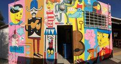 Lo street artist @JIMavignon ci ha regalato questo incredibile pezzo all'Hana-Bi  Venite ad ammirare coi vostri occhi