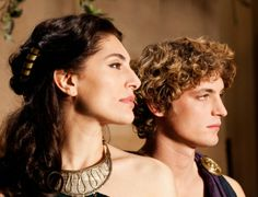 Athena and Hermes - I could see this