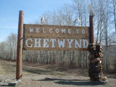 Places to Visit in Chetwynd BC