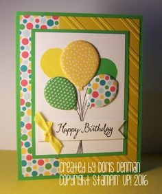 Birthday Balloon Celebration