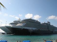 The nieuw Amsterdam from Holland America Cruise. Ship facts and information.
