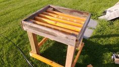 Quick and Dirty Rain Barrel Stand | Milwaukee Makerspace