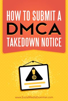 In this article, you'll discover how to file a DMCA takedown notice to protect your content from plagiarists and content scrapers