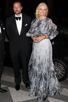 HRH Crown Princess Mette-Marit of Norway @ Valentino Ball