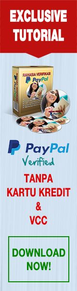 Rahasia Verifikasi PayPal