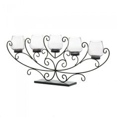 Gallery of Light Twilight Splendor Candle Stand